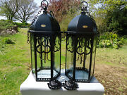 Magnificent Hanging Ceiling Lanterns Suit Hall/hotel/grand House/ New 2 Off
