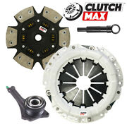 Stage 3 Hd Clutch Kit And Slave For 2002-2003 Mitsubishi Lancer 2.0l 4g94 Oz Rally
