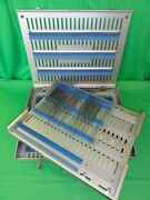 Storz Instrument Tray. Prs4180. Double Layer. Ent Surgical Tools