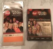 Atlantic City Food And Wine Recipe Collections Staff Credential Pass Guy Fieri .
