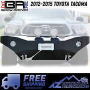 Body Armor 4x4 Fits 2012-2015 Toyota Tacoma Front Winch Bumper