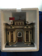 Dept. 56 Christmas In The City Series Heritage Museum Of Art 58831