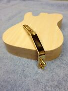 Pickguard Gold Mounting Bracket Hardware Archtop Guitars Epiphone Gibson Project
