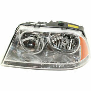 New Hid Head Lamp Assembly Driver Side Fits Lincoln Aviator Fo2502205