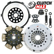 Cm Stage 4 Hd Clutch Kit And Chromoly Flywheel For Bmw E36 E34 E39 M50 M52 S50 S52