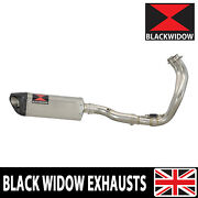 Mt-07 Tracer Motocage Xsr 700 Decat Exhaust System Tri Oval Silencer Sc30t 14-20