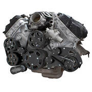 Black Diamond Ford Coyote 5.0 Serpentine System Ac Power Steering And Alternator