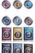 Disney Sephora Princess Compact Mirrors Le ✿pick Your Princess✿ New Sold Out
