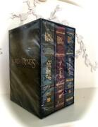 Fantastic Lord Of The Rings The Motion Picture Trilogy Boxed Dvd Set12 Dvds