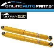 2 Rear Hd Gas Shock Absorbers Landrover Discovery Series 2 / Ii - Pair 1999-2004