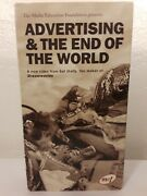 Advertising And The End Of The World By Sut Jhally Vhs Doc.not Former Rental