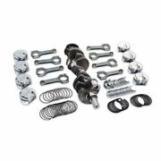 New Premium Forged Scat Rotating Assembly I-beam Rods Fits Chevy 407 1-41255