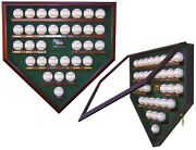 500 Home Run Club Homeplate Shaped Display Case - Free Shipping