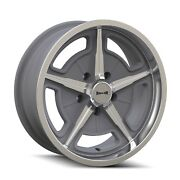 Cpp Ridler 605 Wheels 18x8 Fits Dodge Charger Coronet Dart