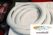 Portawalls White Walls 14 And039and039 Inc Car Tire Insert Trim Set.universal For All Cars
