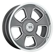 Cpp Us Mags U125 Blvd Wheels 20x9.5 Fits Chevy Caprice Impala Ss