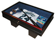 Coffee Table-sports Display-the Workmanship Is Second To None - Free Shipping