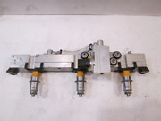 60v-13171-00-00 Yamaha Outboard Fuel Injection Rail Pipe 2 And Injectors