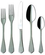 Medina By Villeroy And Boch Stainless Steel Flatware Set Service 12 New 60 Pieces
