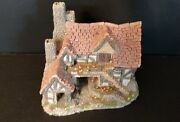 Vintage Sculptor David Winter Cottages The Bothy - The Main Collection 1983