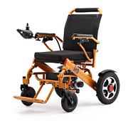 Culver Remote Electric Motorised Power Lightweight Folding Mobility Wheelchair