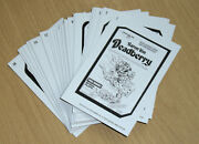 2018 Topps Wacky Packages Old School 7 Complete Pencil Rough 30-card Sketch Set