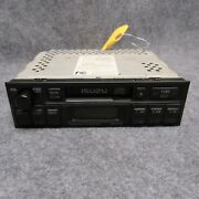 2001 Isuzu Rodeo Radio Cassette Player 122001-3580a101 Oem Tested Works 36219