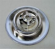 Rolls-royce Chrome Plated Hub Center Cap Outer Ring New 36-13-6-767-563 ☑️