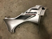 Kawasaki Brute Force 650 750 Side Panel Cover Engine Shroud Silver Fender Right