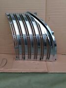 1940 Cadillac Side Grill Right Passenger Side Half, Beautiful Condition '40