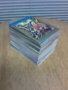 Marvel Universe Collectible Trading Cards1990savengersspidermanx-menf.f.