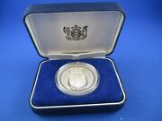 1979 New Zealand Proof Silver One Dollar Coin.
