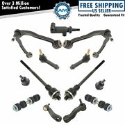 Moog 13pc Front Steering And Suspension Kit For Chevy Gmc Picku Truck Suv New