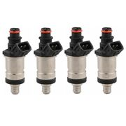 Kit4 Flow Matched Fuel Injectors For Honda Accord Civic Odyssey Acura Integra