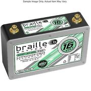 Braille Battery B169l Lithium 16v Circle Track Battery