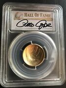 2014w Gold Pete Rose First Strike Ms70 5 Pcgs Baseball Hof Crazy Hard To Find