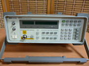 【kang Rong Scientific】hp/agilent 85644a 300khz To 6.5ghz Tracking Source