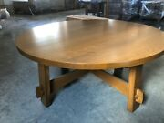 Custom Built | New | Mission Arts And Crafts | Stickley Style | Coffee Table