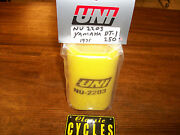 Yamaha 250 Dt1 1969 - 1971 And Rt1 1970 - 71 Air Filter And Cage Uni Nu-2203 Ahrma
