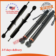 48530-69485 Oem Both Left + Right Front And Rear Shocks For Lexus Gx470 4.7l
