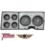 1973-87 Chevy/gmc Truck Direct Fit Gauges, Classic Instruments Ct73sg, Sg Series