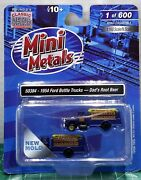 N Scale Classic Metal Works 1954 Ford Bottle Truck Limited Run Item 50384