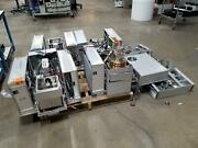 As Is Lot Of 5 Agilent U9320a Scanning Electron Microscope
