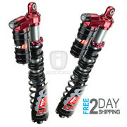 Elka Legacy Plus Front Shock Set W/ Free 2-day Ship Apex Pro Xmr Lt All Years