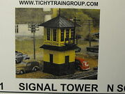 N Scale Signal Tower 2601 By Tichy Train Group