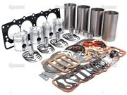 Made To Fit New David Brown Tractor 990 Overhaul Engine Kit Ad4.49 Selectamatic