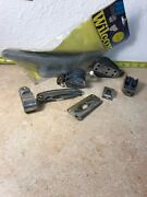 Used Lot Marine Boat Sailboat Parts Some Broken/parts Some Good Working Cond
