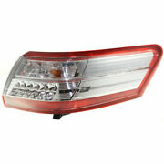 New Tail Light Assembly Set Of 2 Lh And Rh Fits 2010-2011 Camry Hybrid Model