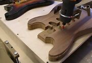 Guitar Carving Duplicator. Carves Any Instrument, Body Or Neck