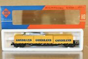 Roco 4363b Db Cargo Flat Wagon With Gondrand Container Load Mint Boxed Nr